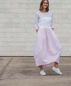 Kleid weichrosa - Valentina Design