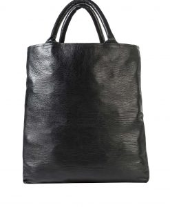 Handtasche Plissee-Shopper