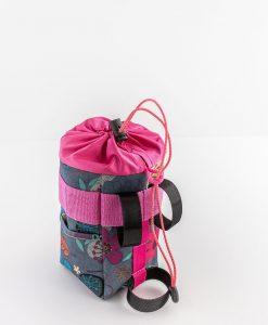 Fahrrad Snack Tasche, bunt - Valentina Design